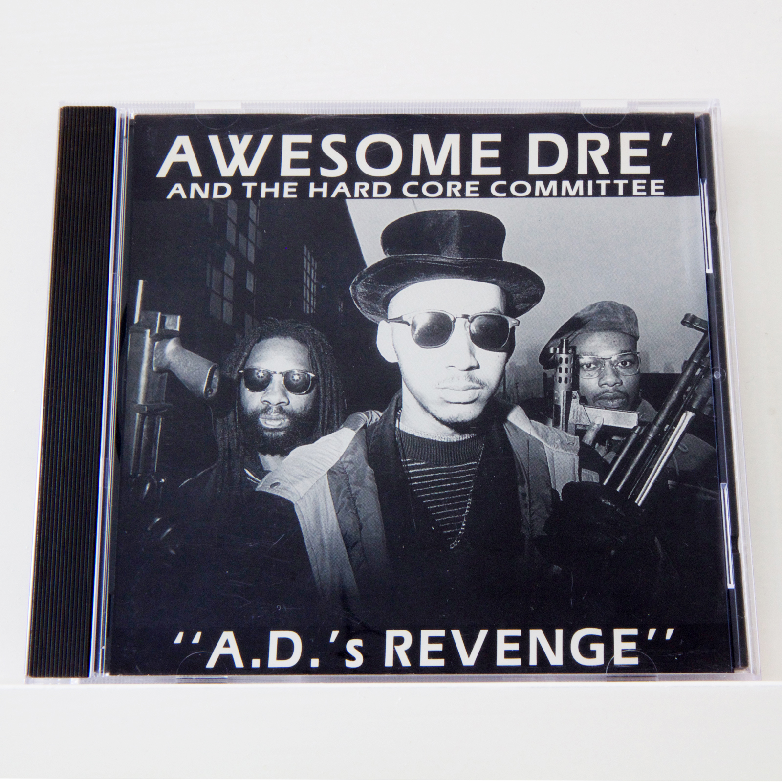 Awsome dre and the hardcore committe